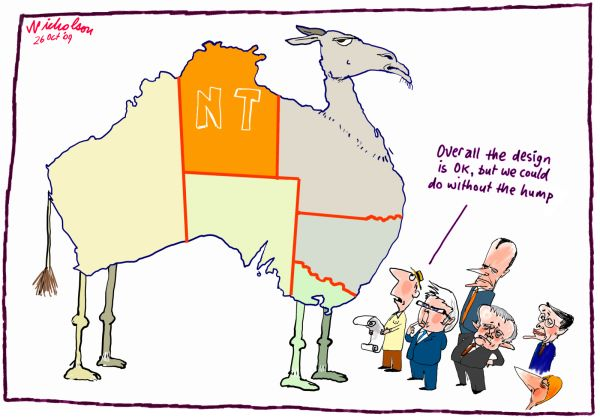 This is what the rest of Australia thinks about the NT